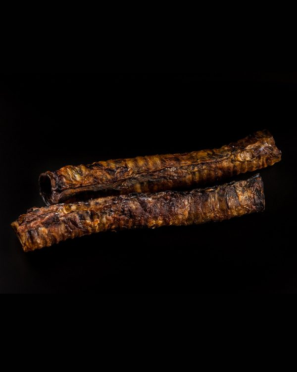 Beef Trachea 12 inch - dog chew | Smilin' Dog Bakery, LLC.
