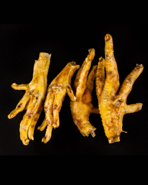 Chicken Feet - dog chew | Smilin' Dog Bakery, LLC.