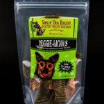 Veggie-Licious - 1oz all natural & grain free dog treats - 100% dehydrated green beans & sweet potatoes   Smilin' Dog Bakery, LLC.