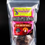Chicken Apple Chewies - The Big Ol' Bag - 8oz all natural & grain free dog treats - 100% dehydrated apples with chicken breast | Smilin' Dog Bakery, LLC.