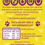 Chickin' Pickins - 4oz all natural & grain free dog treats - 100% crunchy chicken breast | Smilin' Dog Bakery, LLC.