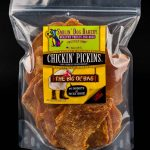 Chickin' Pickins - The Big Ol' Bag - 10oz all natural & grain free dog treats - 100% crunchy chicken breast | Smilin' Dog Bakery, LLC.