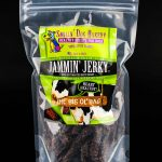 Jammin' Jerky - 4oz all natural & grain free dog treats - 100% dehydrated beef heart | Smilin' Dog Bakery, LLC.