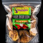 Kickin' Chicken Taters - The Big Ol' Bag - 10oz all natural & grain free dog treats - 100% dehydrated sweet potatoes & chicken breast | Smilin' Dog Bakery, LLC.