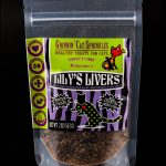 Lily's Livers - 2oz all natural cat treats - Dehydrated chicken liver heart sweet potato & kale treat | Smilin' Dog Bakery, LLC.