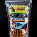 Nutty Chicken - The Big ol' Bag - all natural & grain free dog treats - 100% Chicken Breast & Fresh Coconut | Smilin' Dog Bakery, LLC.