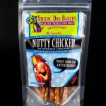 Nutty Chicken - 4oz all natural & grain free dog treats - 100% Chicken Breast & Fresh Coconut | Smilin' Dog Bakery, LLC.