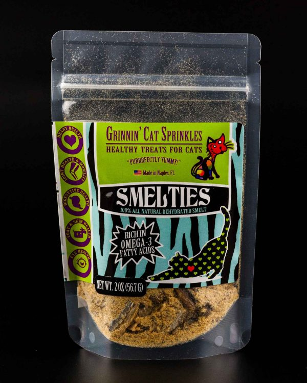 Smelties - 100% All natural dehydrated smelt | Smilin' Dog Bakery, LLC.